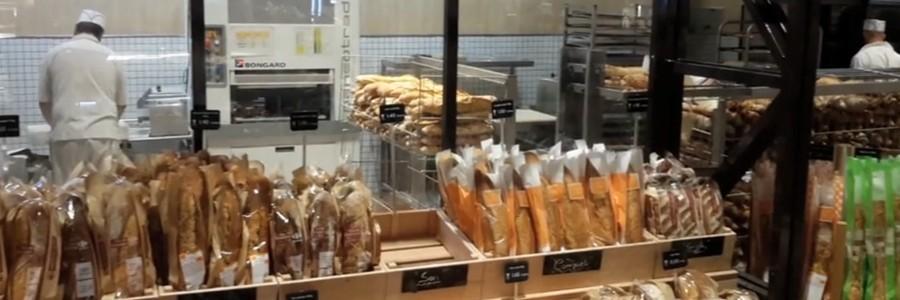 Carrefour - boulangerie
