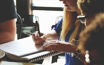 Startup recruit a business partner
